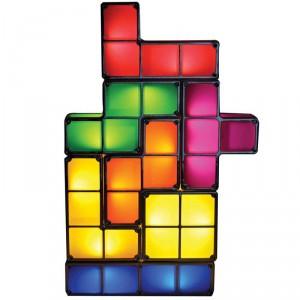 Candeeiro Tetris (c) Prezzy Box