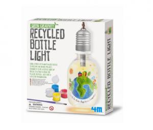 (c) Kit lâmpada reciclada