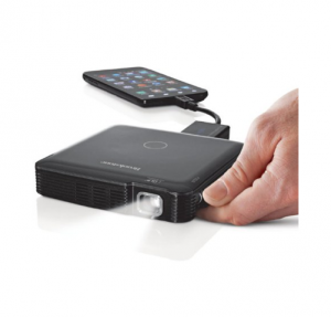(c) Mini-Projector HDMI